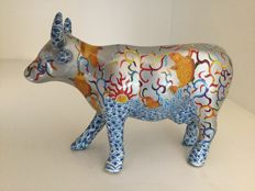 CowParade- Cow Parade - Abundance - medium - ceramic