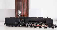 Liliput H0 - 10602 - War-locomotive with tender BR 12 of the DR