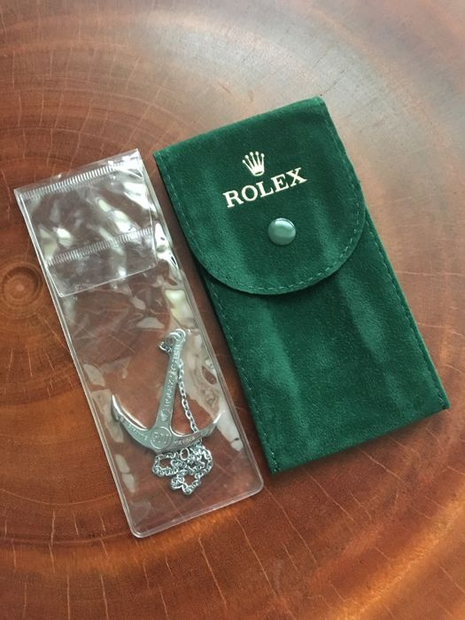 ROLEX  Submariner Exclusive Sea Anchor 300m/1000ft--And carry the travel bag--Unused-