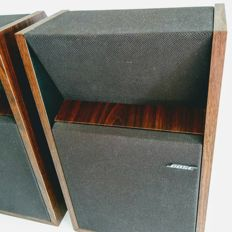 BOSE 205 Set of 2 Vintage Speakers - 60W 8 Ohm - Direct Reflecting System - 1987 - VG+