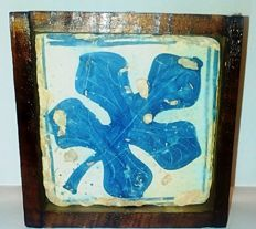 Gothic tile - 15th century - Valencia, Spain