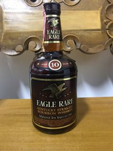 Eagle Rare 10 years old 1980's