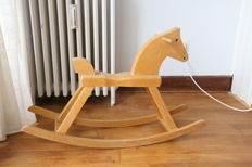Kay Bojesen - Rocking Horse Toy
