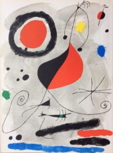 Joan Miró -  L'Arc