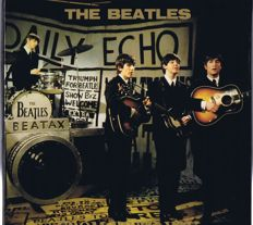 "The Beatles - 3LP Box-set ""From Us To You"" (Swingin' Pig TSP 015-3) Luxembourg 1989 