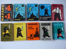 Dick Bruna; Lot with 134 paperbacks with covers by Bruna - 1950s / 1970s