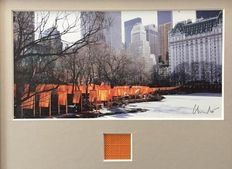 Christo and Jeanne Claude – The Gates