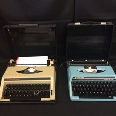 Vintage Collectible Typewriters | Rover 3000 | Silver Reed SR 180 De Luxe