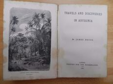 James Bruce - Travels and Discoveries in Abyssinia - 1880