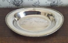 Lot 727 Beautiful vintage bowl by doune Golf Club, gladwin Ltd English silver plate marked Gladwin Sheeffiel - Origin England 1950s