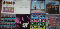 Rolling Stones - Lot Of 8 Albums