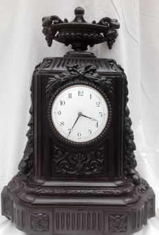 Early mantel clock (around 1880)