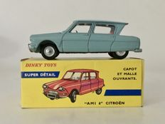 Dinky Toys-France - Scale 1/43 - Citroen Ami 6 No.557