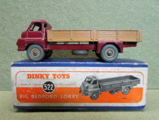 Dinky Supertoys - Scale 1/48 - Big Bedford Lorry No.522