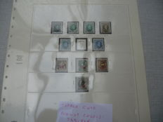 Belgium - Collection of official stamps - between OBP S1 and S84