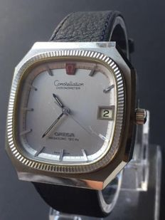 Omega - Constalation-Megasonic720Hz-Very Rare-Big Size - 1220 - Ανδρικά - 1990-1999