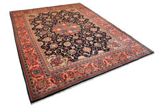 Hand-knotted Persian carpet (14101778) - Sarogh, about 309 x 243 cm - Iran