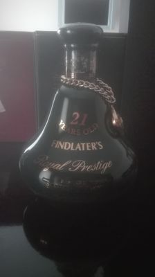 Whisky Findlater's 21 years old Royal Prestige
