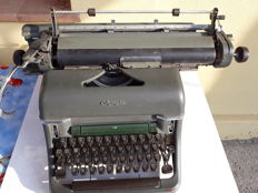 Olympia typewriter from the 1960s