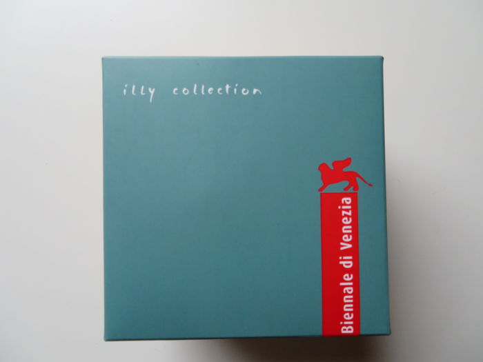 Illy Artist Collection - Francesco Bonami - Dreams and Conficts - 2003 - Ltd Ed.