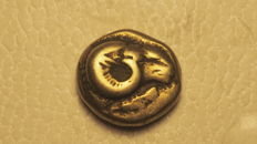 Ancient Greece - Lesbos Mytilene. 1/6 Stater or Hect (electrum), 521-478 BC