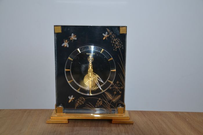 Table clock - Jaeger-LeCoultre Marina - period 1960