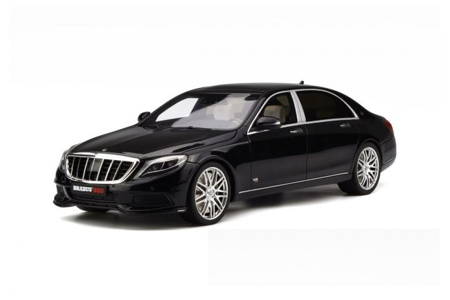 GT-Spirit - Scale 1/18 - Mercedes-Benz AMG S65 Brabus-Maynach 900 - Colour: Black metallic