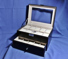 Watch Display Case with Window - Unisex - 2011-Present