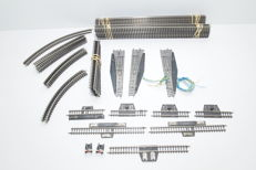 Märklin Z - 8500/8561/64/8500/8520/8591 and more - 57-Piece batch with rails and switches