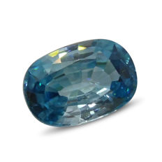 3.63 ct - Blue Zircon