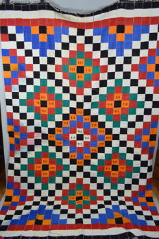 Very Large Tapi Fabric - DOGON - Mali