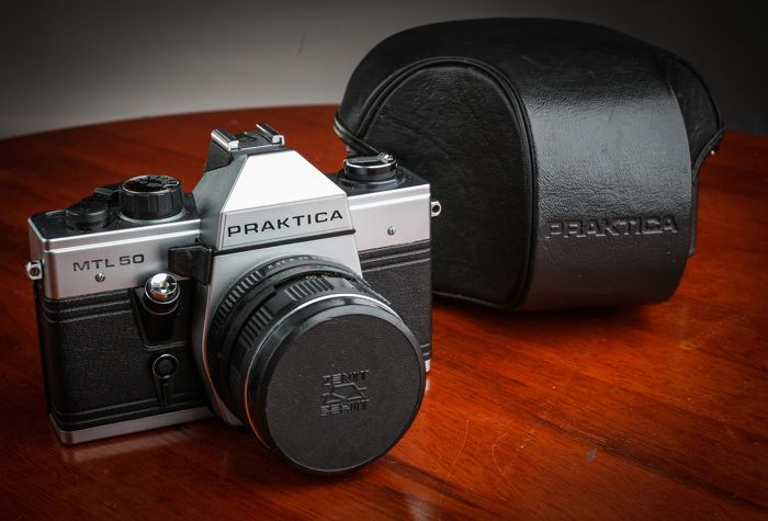 Praktica mtl m mm slr camera mechanical slr etsy