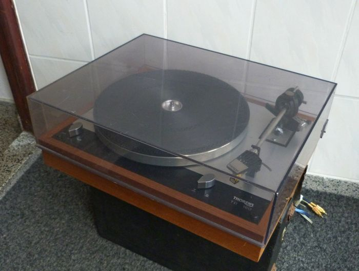 Thorens TD 160 - record player