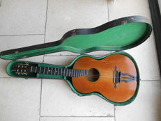 Acoustic Guitar Hermann Hauser Germany From 1920 with case