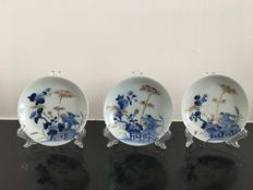 Imari dishes - China - around 1740