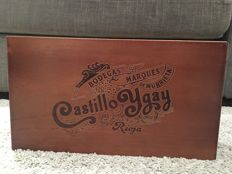 2001 Marques de Murrieta Castillo Ygay Rioja Great Reserve Special x 2 bottles in OWB