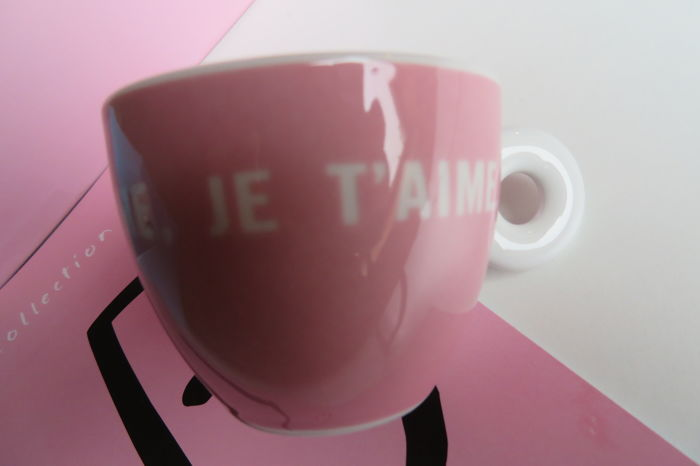 Illy Artist Collection - Louise Bourgeois - Je t' Aime - 2002 - Ltd Ed.