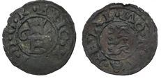 Estonia, City of Reval  - Schilling or Solidus 1564 Erik XIV under Sweden 1562-1568