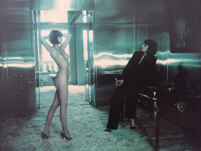 Helmut Newton; Pola Woman + Archives de Nuit + White Women - 1993/2000