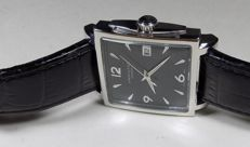 Hamilton JazzMaster - H324150 - Big Black Square - 2010 - Men's Wristwatch