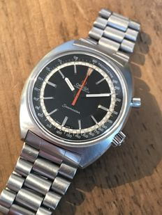 Omega Seamaster Chronostop 1968 mens watch