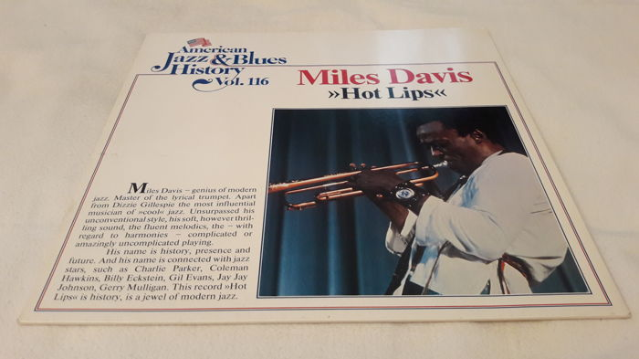 Miles Davis - Set of 3 LP Album (incl. one Double LP Set ) and a 6 LP Box. All together 10 LPs
