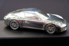 Porsche 911 Carrera S | scale 1.43 | Aluminium version of the 911 (991) Carrera S