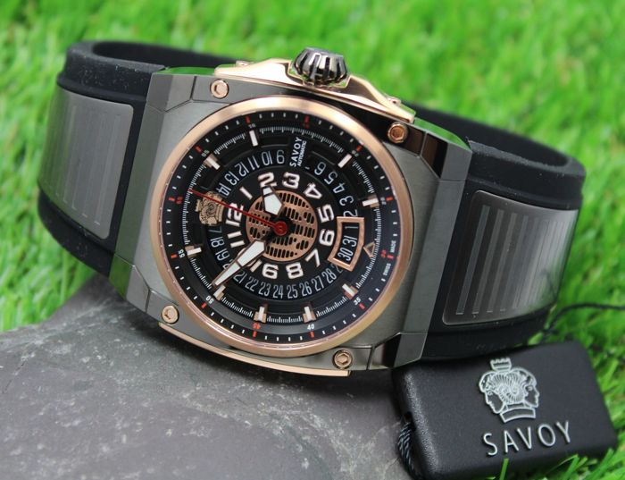 Savoy Midway S3 - Automatic - Limited Edition to 175 - Swiss Made Watch - New & Perfect condition