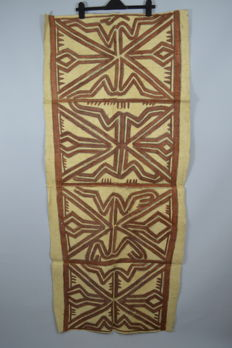Tapa Cloth - Orokaiva - Papua New Guinea - Ex Seward Kennedy Collection