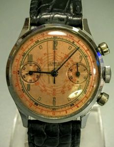 Cord watch - 1950s