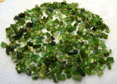 Large Tourmaline Crystal Lot - 360 ct