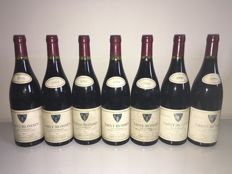 1995 Saint Romain (red) Domaine du Clos Saint Marie x 5 bottles - 1999 Saint Romain (red) Domaine du Clos Saint Marie x 2 bottles / 7 bottles total.