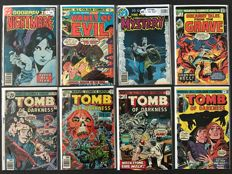 Collection Of Vintage Monster and Horror Comic - Marvel and DC Comics - x 27 SC Comics