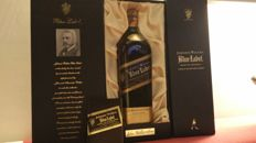 Johnny Walker Blue Label 1980s 1L